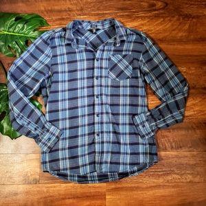 Volcom Button Down Flannel